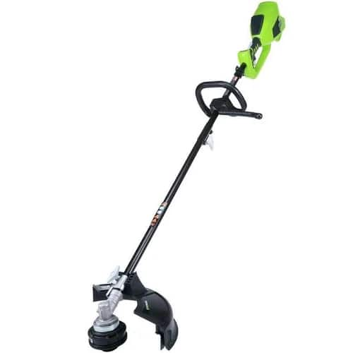 """GreenWorks G-MAX 40V 14"""" String Trimmers [Brushless] w/ battery [no charger] $118.35 or Bare tool $71.40"""