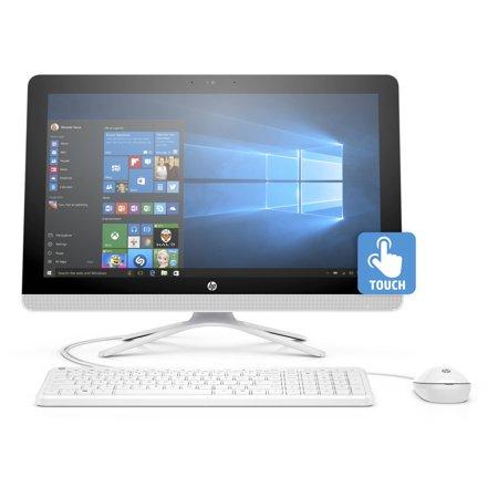 "HP 22-b013w All-in-One PC 21.5"" Full HD IPS Touch Display, 4GB RAM, 1TB HD, Windows 10 Home $100 Clearance @ Walmart B&M (YMMV)"