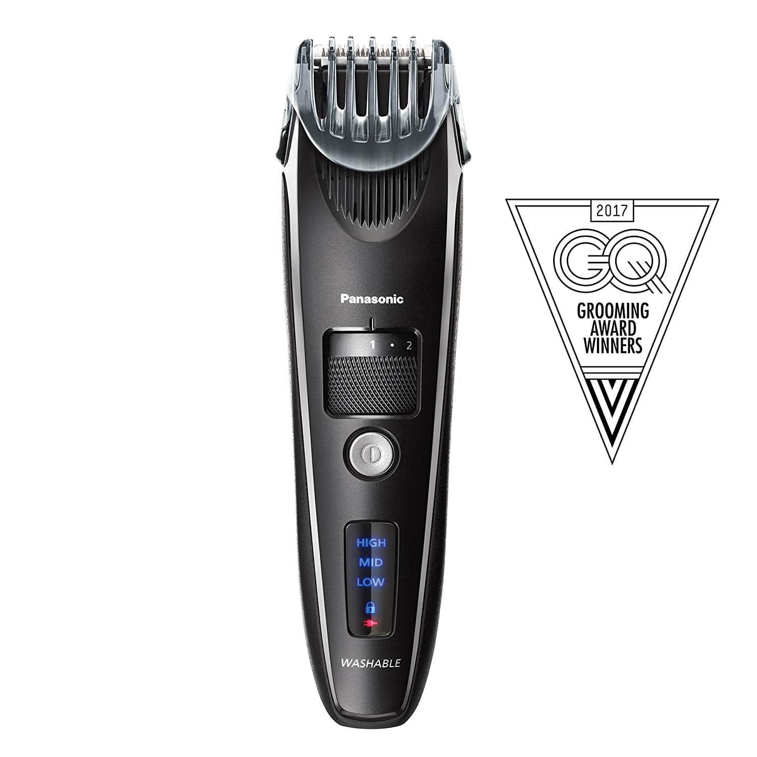 Panasonic Beard Trimmer for Men ER-SB40-K 67.86 @ Amazon $67.86