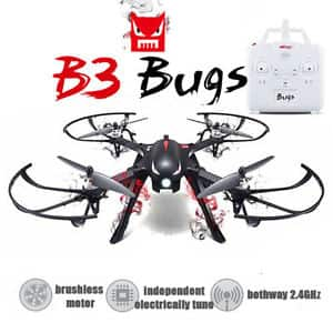 MJX Bugs 3 Brushless Drone - $75 Shipped