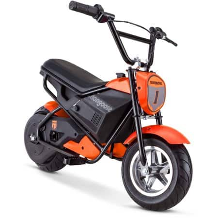 YMMV 24V Electric Motorbike by Mongoose at Walmart $99