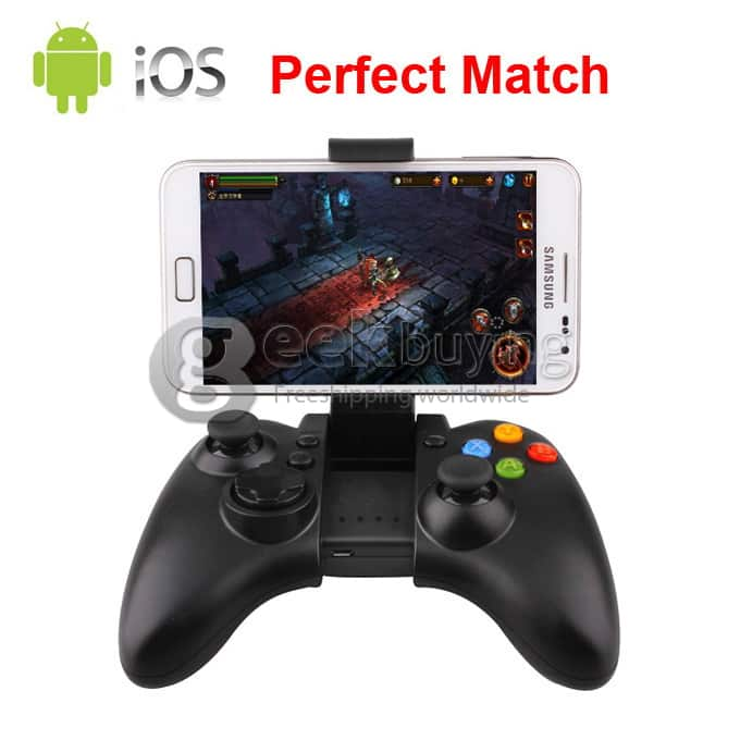 G910 Universal Bluetooth Gamepad - works with Android / Apple Phones, Tablets, and PC Sticks - Great XMas idea - $23.99 Shipped Free