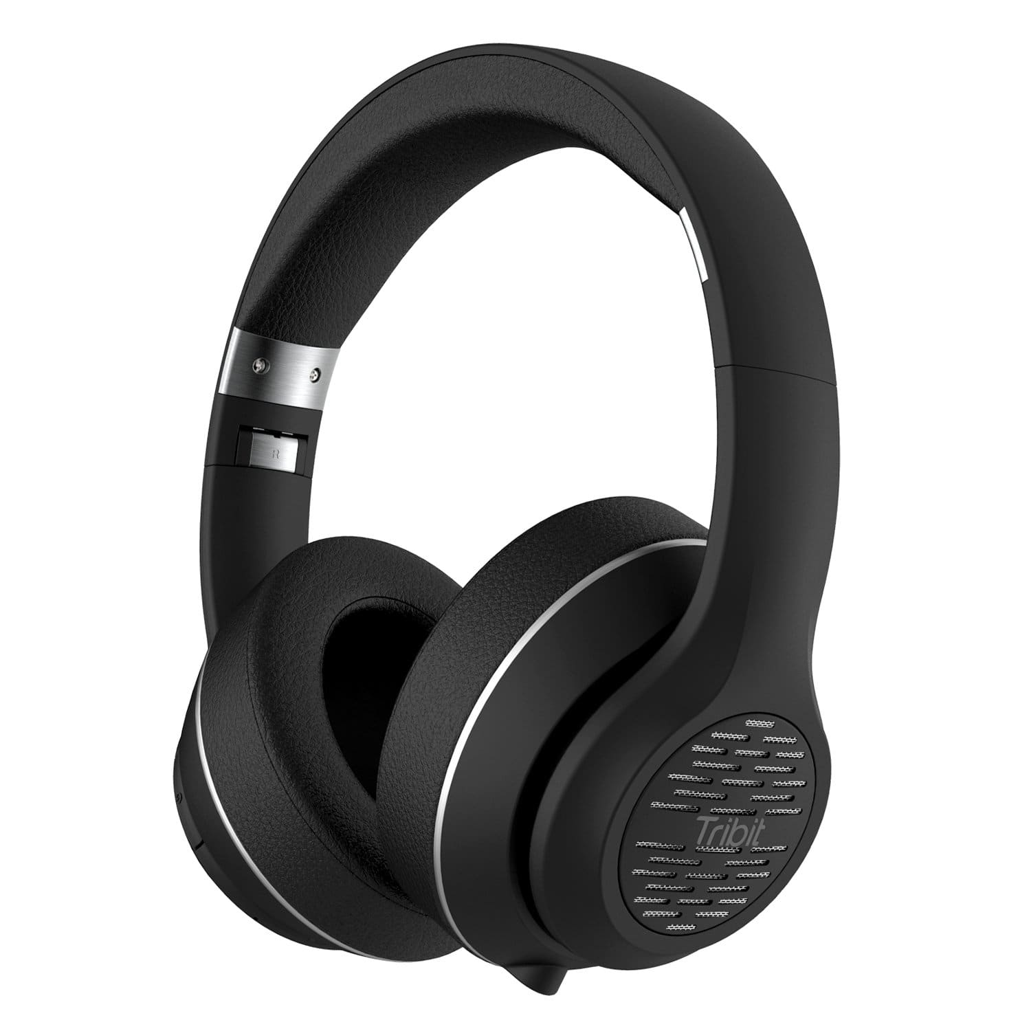 Tribit XFree Tune Bluetooth Headphones, 40h Playtime, Microphone & Foldable + Free Ship w/Prime - $26.34