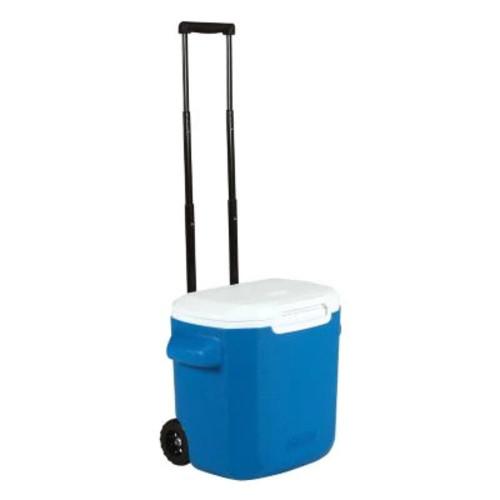 Coleman 16-Quart Personal Wheeled Cooler [Blue] @ Amazon $13.49
