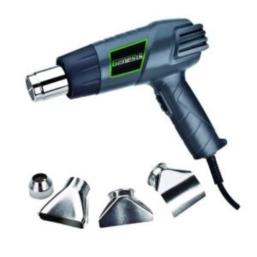 Genesis 12.5-Amp Dual Temperature Heat Gun Kit - $12.44 @ Home Depot