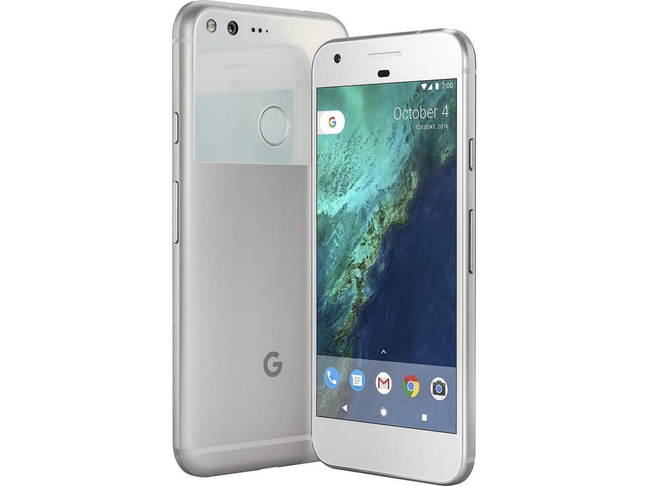 Google Pixel 32GB (Factory Unlocked) 5-inch 12.3MP Android Smartphone $419