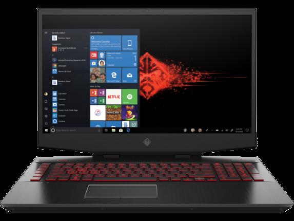 HP Omen 17t Laptop: i9-9880H, 17.3 IPS 144Hz, 16GB DDR4, 512GB SSD, RTX 2080 G-SYNC $1759.49
