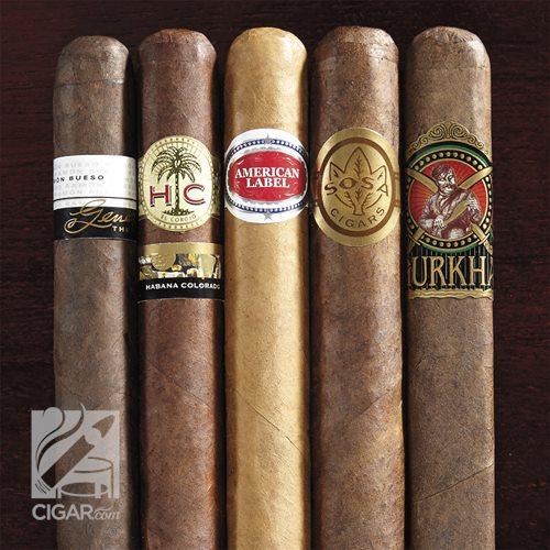Cigar.com 5 for $5 FS