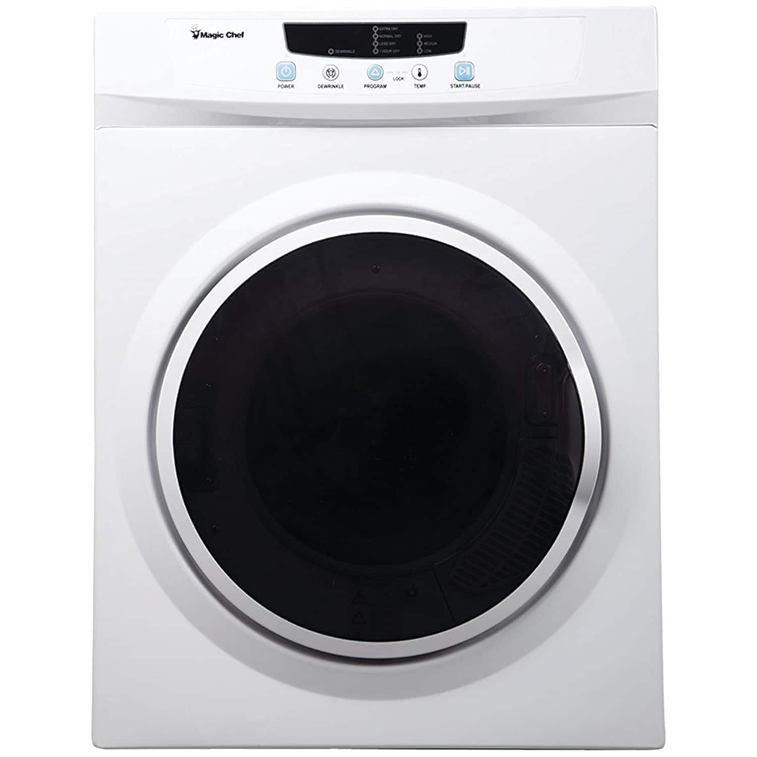 Magic Chef 3.5 cu ft Compact Electric Dryer, White $$199 - PM Staples