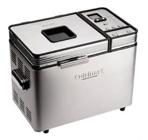 Cuisinart CBK-200 2-Pound Convection Automatic Bread Maker $66.30