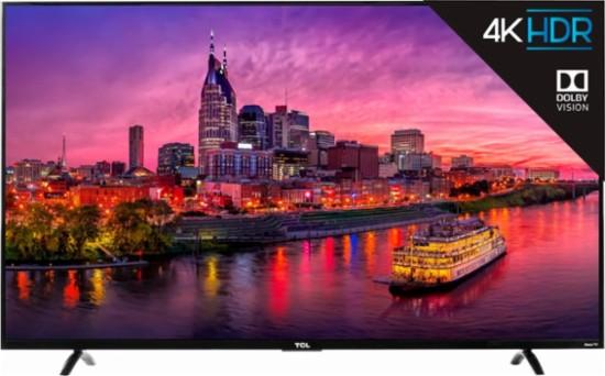 TCL 55P605-B REFURB 55 4K HDR Roku Smart TV $362 42