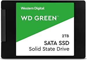 Western Digital WD Green SSD Solid State Drive - WDS200T2G0A - (2TB - $152) (1TB - $90)