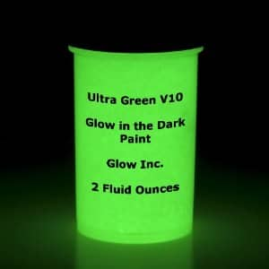 EXPIRED:  V10 Glow in the Dark Paint on Amazon, Free Shipping with Prime