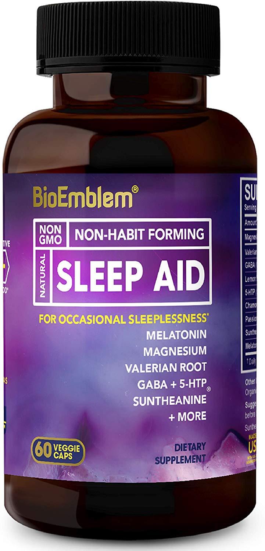 Sleep Aid for Adults $15.69AC @Amazon