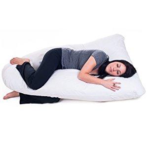 Bluestone Full Body Contour U Pillow - $30.97