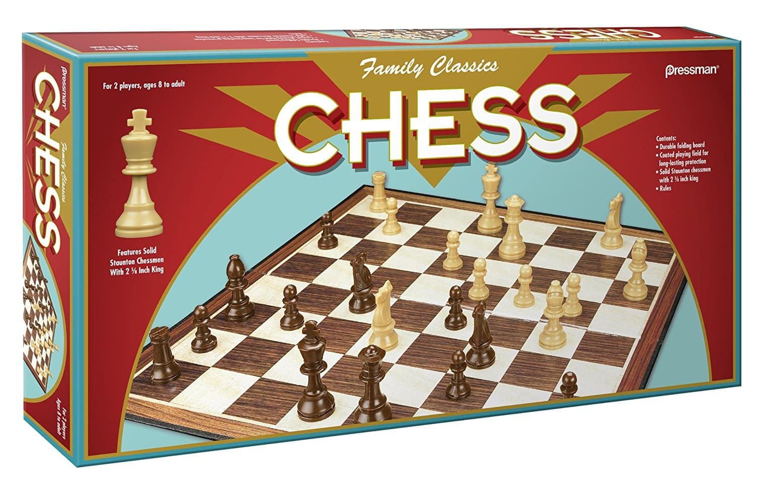 Family Classic Chess - $9.99
