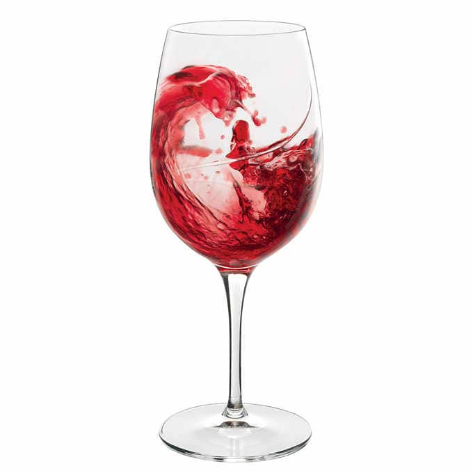Costco: Luigi Bormioli Aero 20 oz. Wine Glasses – Set of 8 - $19.99