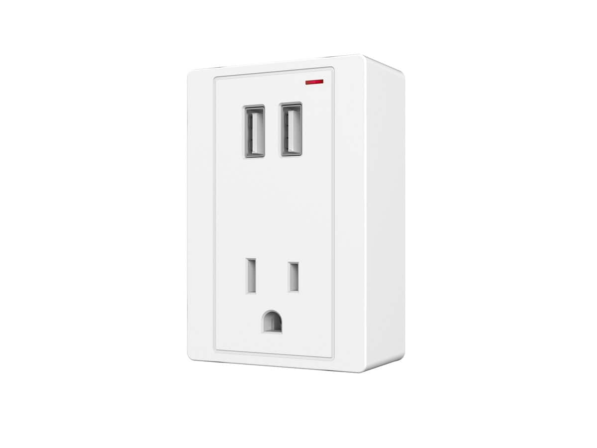 Z-Wave Plus Wall Socket Plug-in $20.99 + Free Shipping