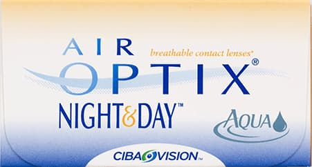 AirOptix Day and Night Monthly Contact Lenses $78.96/$38.96