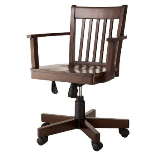 Target Clearance: Avington Banker's Chair Dark Tobacco - $99.82 + S