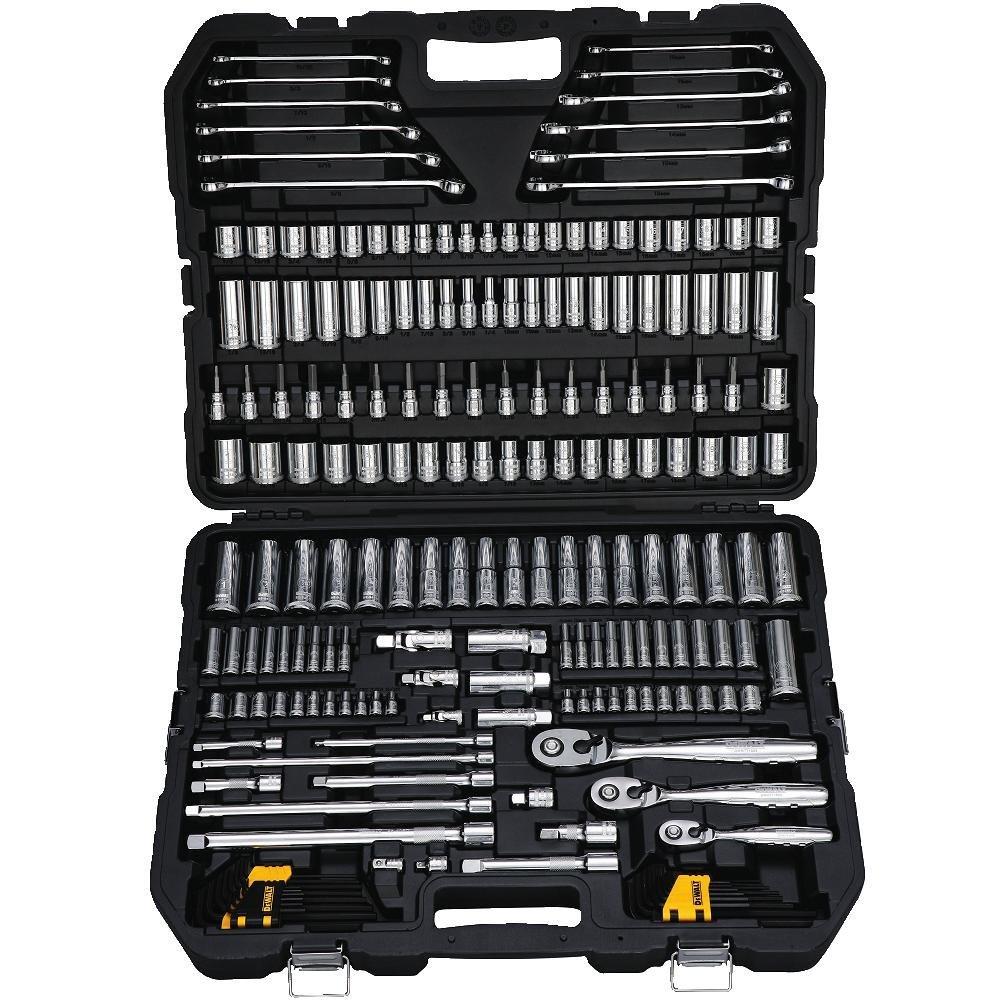 DEWALT DWMT72165 204 Piece Mechanics Tool Set @ Amazon, $175.25 Free Shipping