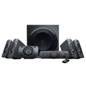 Logitech Z906 Surround Sound Speakers  $138.06 + FS AMAZON