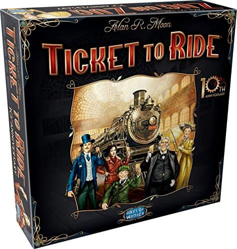 Ticket to Ride 10th Anniversary Edition $99.49 + FS