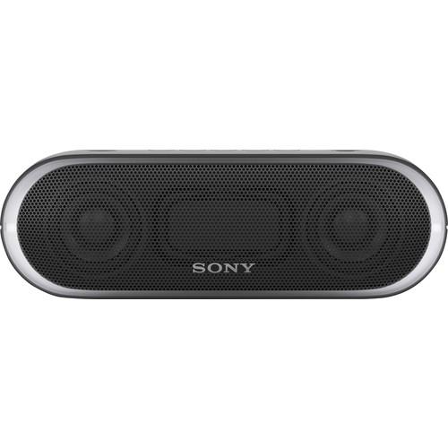 Sony - XB20 Portable Bluetooth Speaker - Black $49.99