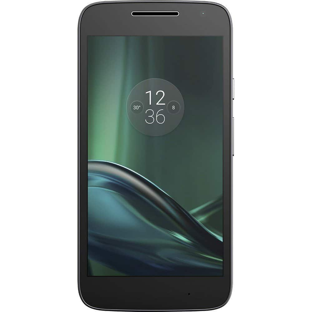 Prime Members:  Moto G Play - Verizon Prepaid  --  $49.39 free shipping