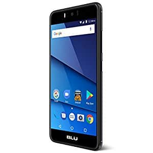 "BLU R2  – 4G LTE 5.5"" Full HD Unlocked Smartphone – 32GB + 3GB RAM -Black--$130"