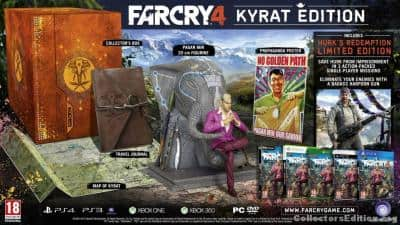 Far Cry 4 Kyrat edition $27.97 for ps4 and xboxone @gamestop