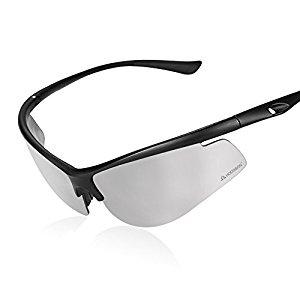 Unisex Polarized UV400 Protection Sports Sunglasses for $8.79