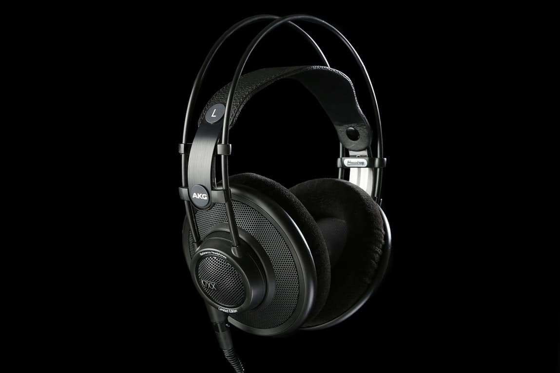 Massdrop x AKG K7XX Black; Red Edition for $199.99 Lowest Drop Price 15,905 Purchased atm