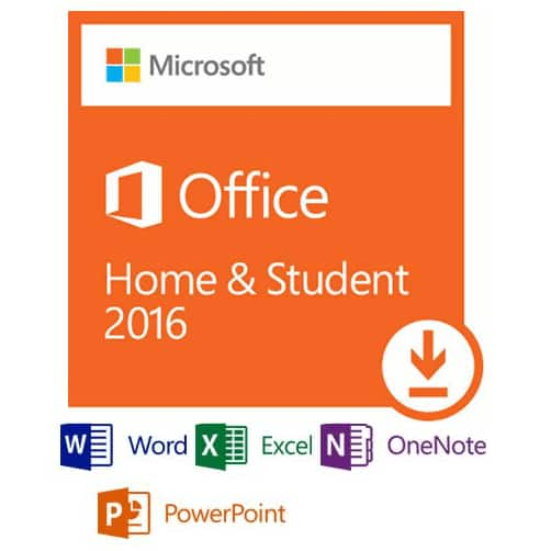 Back to School Special - Microsoft Office 2016 Home and Student for Windows - $68 @ Smartfinds