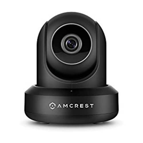 Amcrest 1080p Wi-Fi Security Camera For $67.99 AC + Free Shipping
