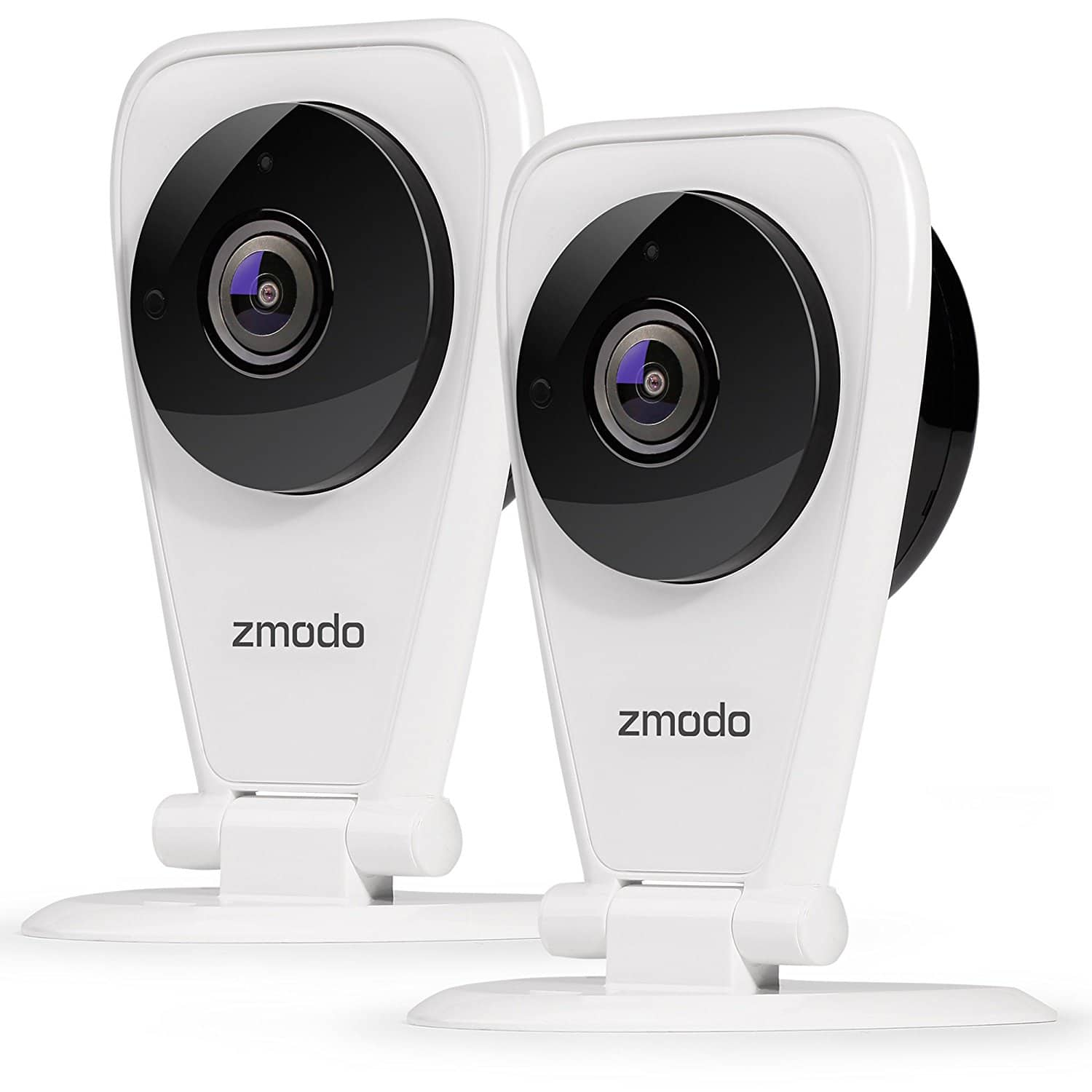Cyber Monday - 57% Off 2Pcs HD Wi-Fi Wireless Security Surveillance IP Camera System w/ Night Vision + Cloud Service $49.99