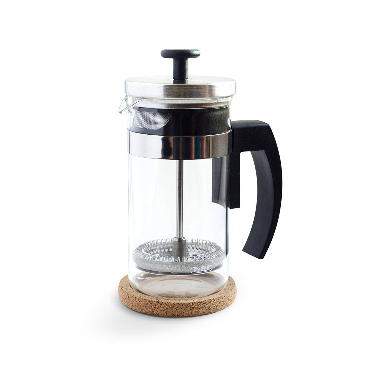 Amazon: 33% Off Small 12oz French Press Coffee Maker - $19.90 (Prime Eligible)