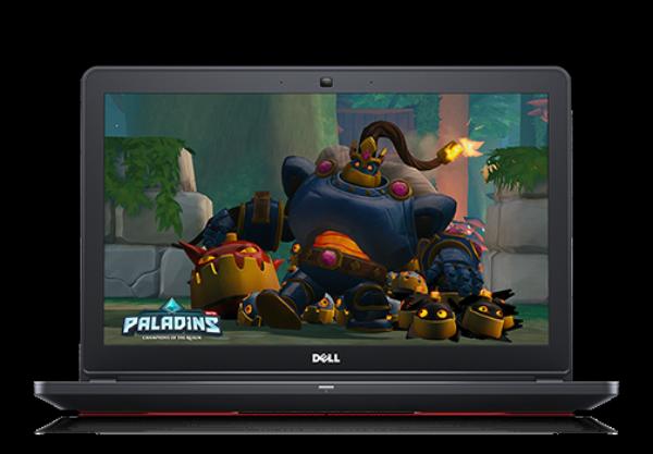 Dell Inspiron 15 5000 Gaming (i7-7700HQ 8GB 128GB+1TB SSD GTX 1050) $784