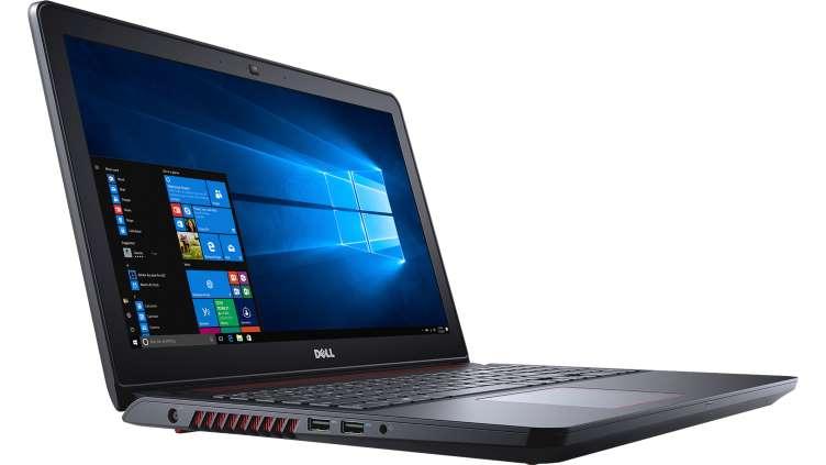 Dell Inspiron 15 i5577-5858BLK Gaming Laptop (i5-7300HQ 8GB 1TB FHD GTX1050) $599
