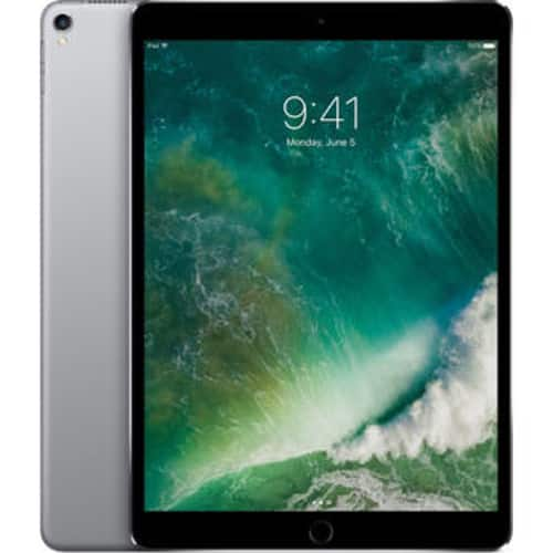 "10.5"" iPad Pro (256GB, Wi-Fi, Space Gray) $719"