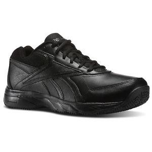 Reebok Men's Work N Cushion 2.0 4E Shoes black $25