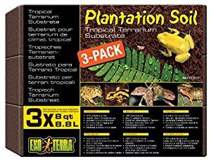 Exo Terra Plantation Soil, 24 Quarts (coconut husk fiber) - Add-on item $4.49 on Amazon