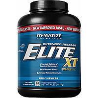 A1 Supplements Deal: 8lbs Dymatize Elite Extended Release XT Protein $51 + Free Shipping