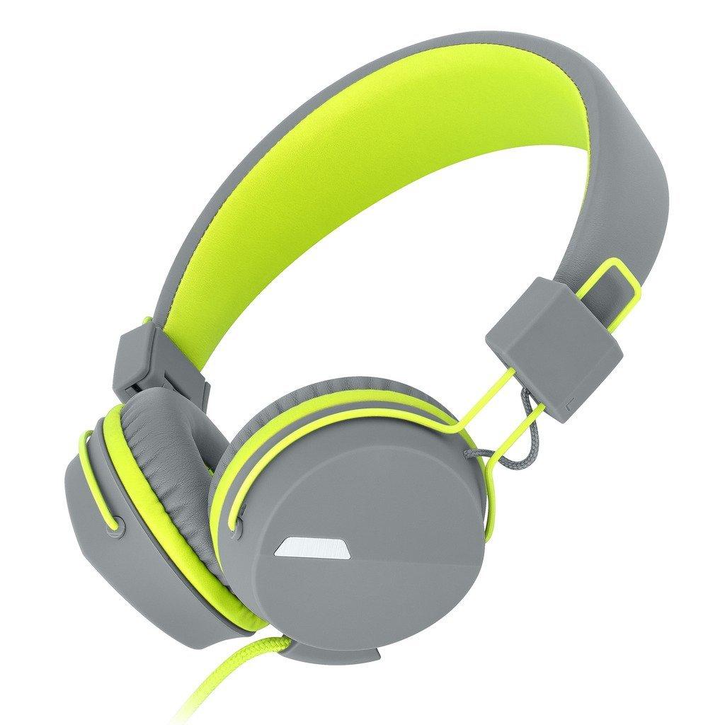 Darkiron Headset with Mic - $6.99 @Amazon