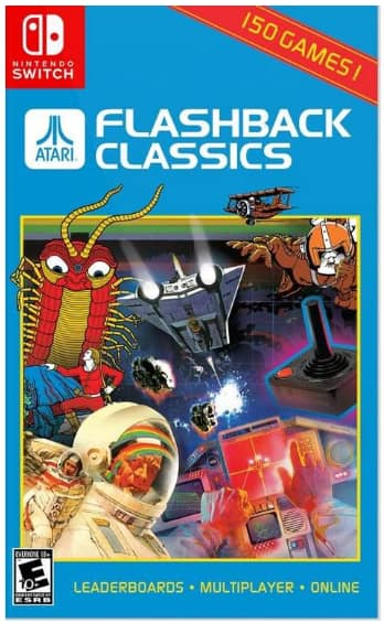 Atari Flashback Classic (Nintendo Switch $19.97)