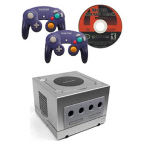 Super Smash Bros. GameCube System Blast from the Past System Bundle [Refurbished] - $129.99 + Shipping