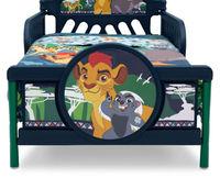 Disney Jr. The Lion Guard 3D Toddler Bed - $29.99