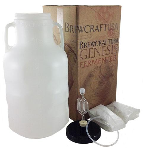 Genesis 6.5 Gallon Plastic Fermenter $9.99