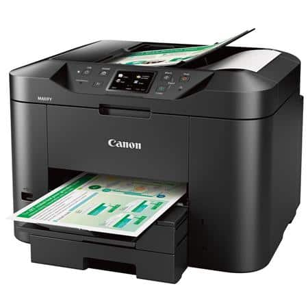 Canon MAXIFY MB2720 Wireless Home Office AIO Inkjet Printer - $99.99