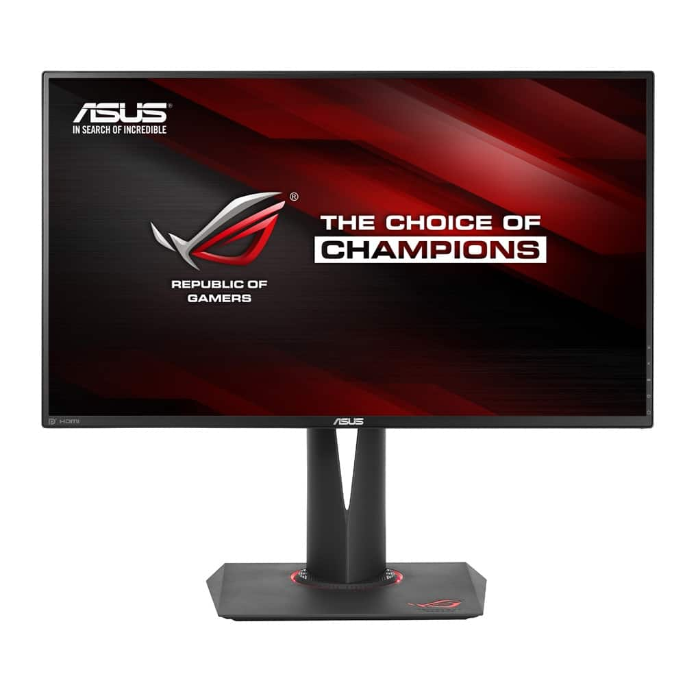 "27"" ASUS PG279Q IPS WQHD LED Monitor $599 Store Pickup Only."